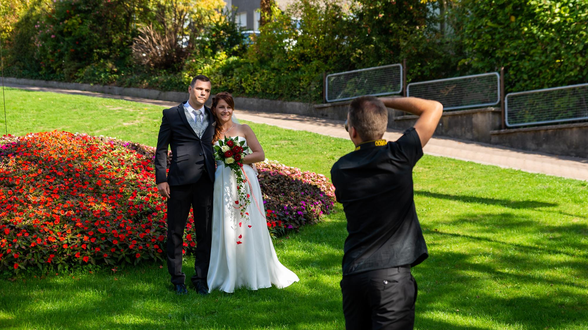 Hochzeitsfotografie Wickede