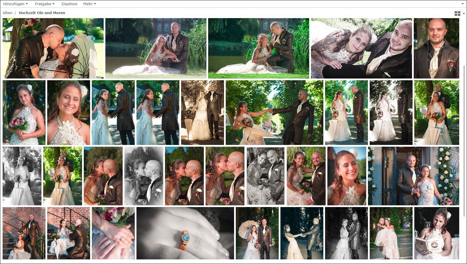 Hochzeitsfotograf Menden